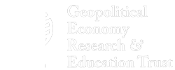 The Geopolitical Economy Research Education Trust (GERET) will conduct high quality research into, and analysis of national economies, their relation to the world economy and the political management of both. \